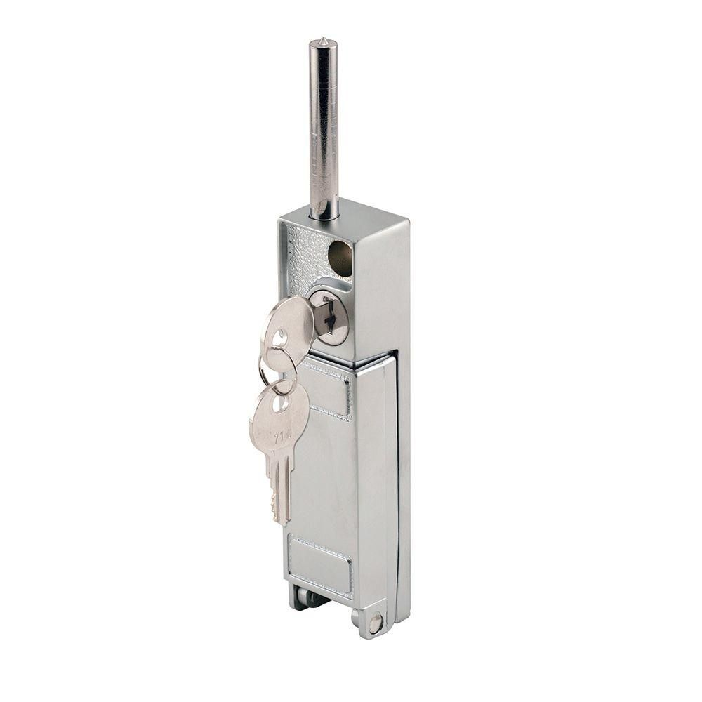 Prime Line Aluminum Sliding Patio Door Keyed With Bolt Lock U 9997 The Home Depot In 2020 Bolt Lock Patio Doors Sliding Patio Doors