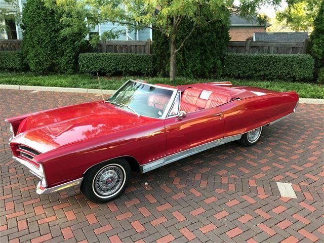 1966 Pontiac Bonneville For Sale Pontiac Bonneville Pontiac Convertible Pontiac