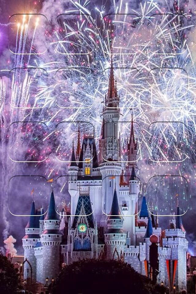 Castle Home Screen Wallpaper Iphone Disney Phone
