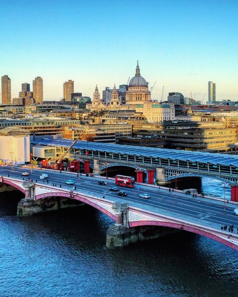 Rumpus Room Designs: London Skyline, Cool Bars In London