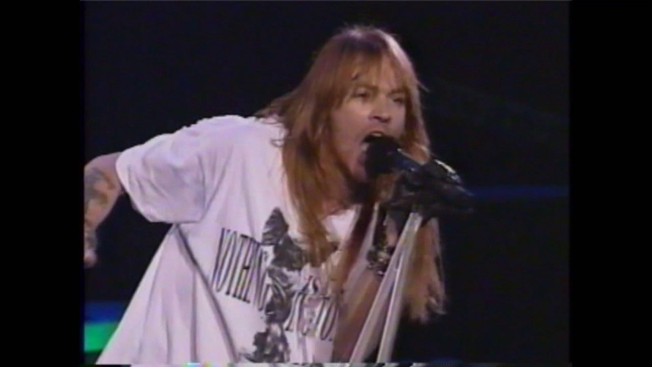 Guns N Roses 1991 05 29 Deer Creek Music Center Noblesville