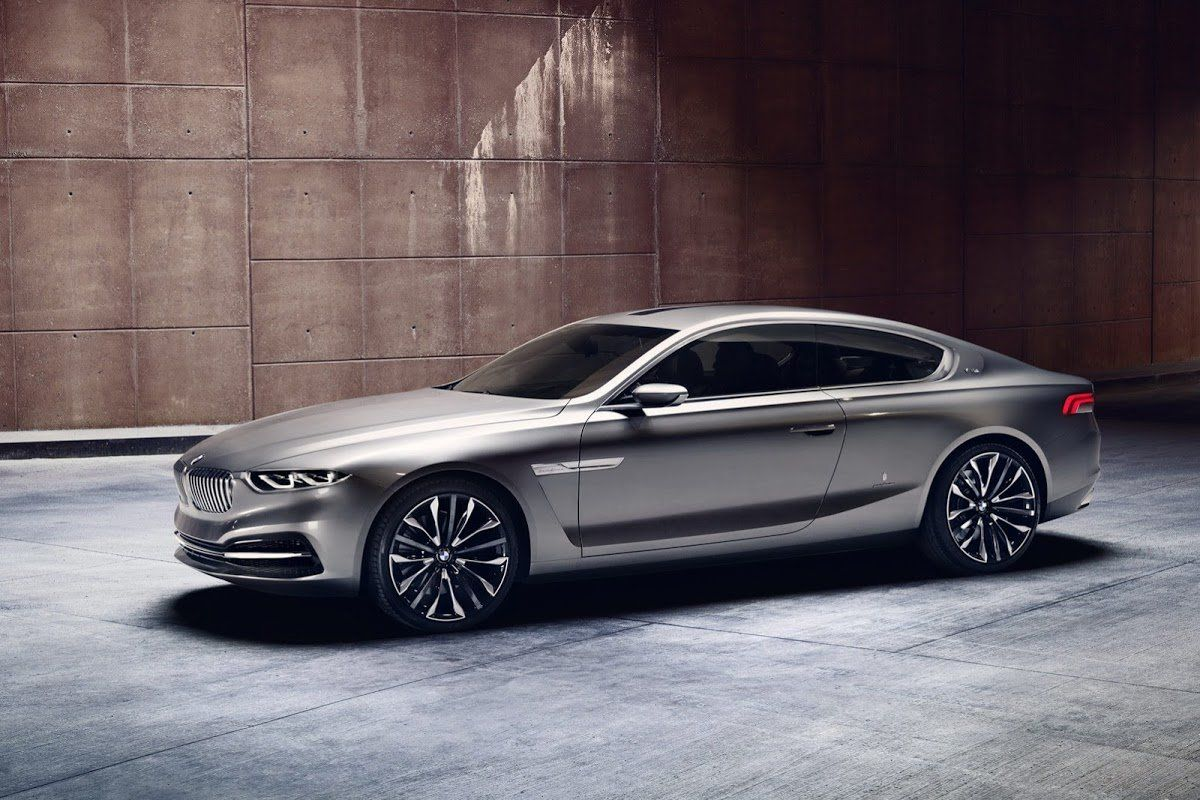 Bmw Pininfarina Gran Lusso V12 Coupé Looks More 7 Series Coupe Than 8 Series Carscoops Bmw New Bmw Concept Cars