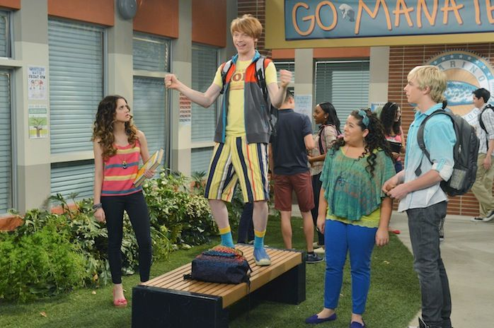 Austin en Ally dating games