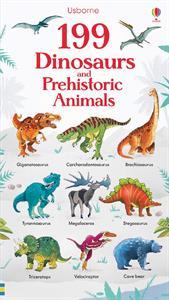 Show details for 199 Dinosaurs and Prehistoric Animals (IR) #prehistoricanimals