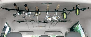 I So Need This Boat Buckle 174 Rodbunk Deluxe Rod Carrier