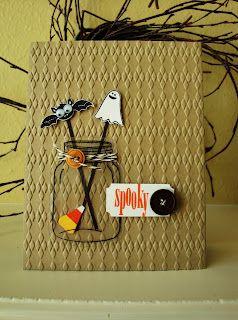 penguinstamper: Perfectly Preserved Halloween Card