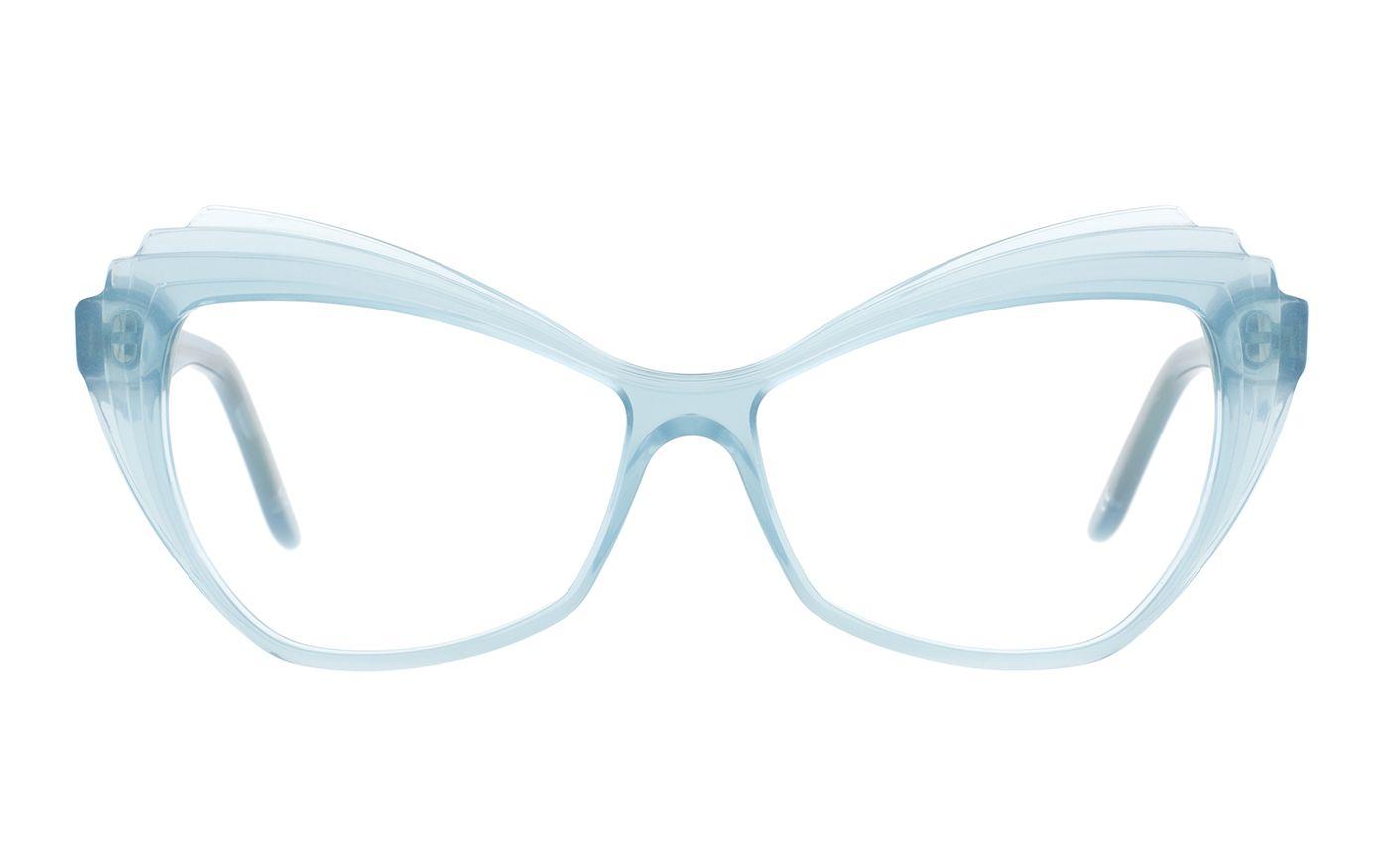 ANDY WOLF, LOVE // 5065 col. E // Eyewear handmade in Austria // Glasses // Fashion // Vintage // Palms //