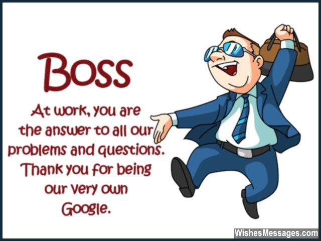 Thank You Notes For Boss Messages And Quotes To Say Thanks Happy Boss S Day Quotes Boss Day Quotes Boss Birthday Quotes