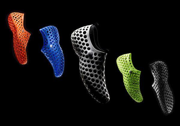 Marc Newson's Nike ZVEZDOCHKA Returns 10 Years Later - Design Milk