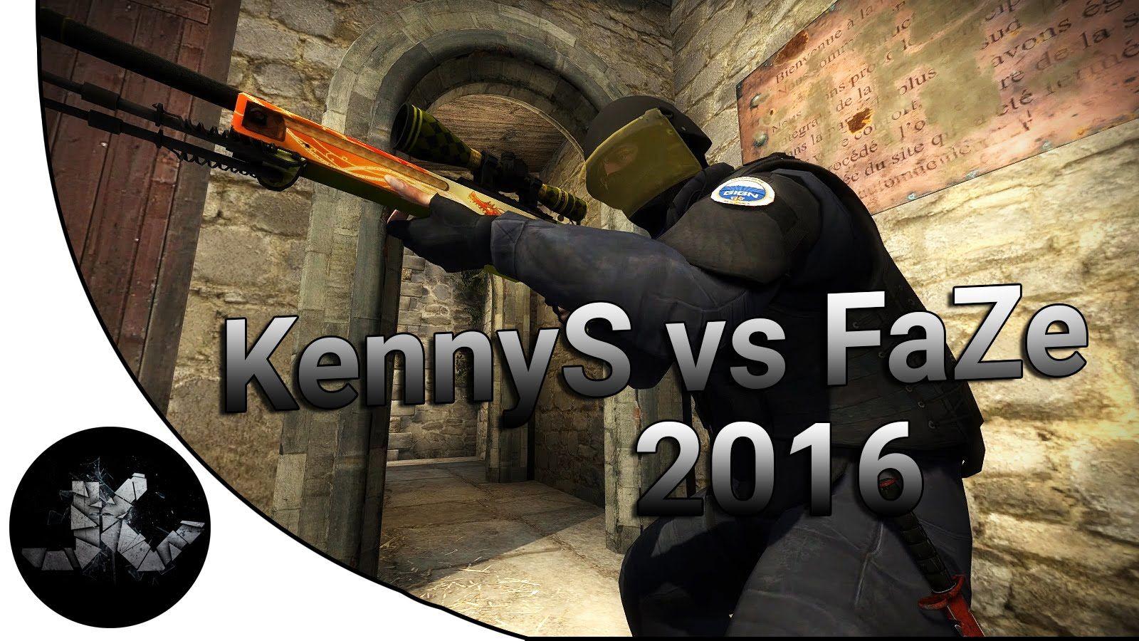 Csgo kennys vs faze kennys returns 2016 fragmovie