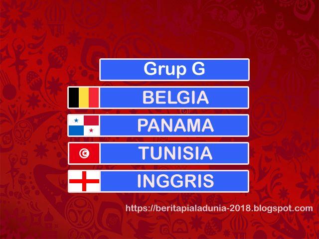 Analisis dan Prediksi Piala Dunia 2018: Grup G