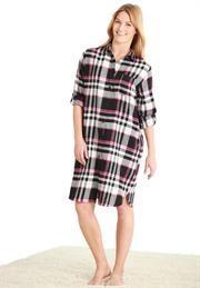 Shop Plus Size Sleepwear Pajamas Night Gowns At Elegant Plus In