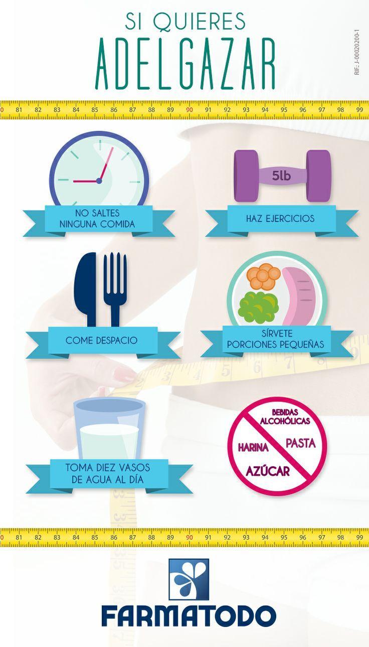 Si Quieres Adelgazar Salud Nutricion Y Salud Pinterest  ~ Dietas De Adelgazamiento De Saber Vivir