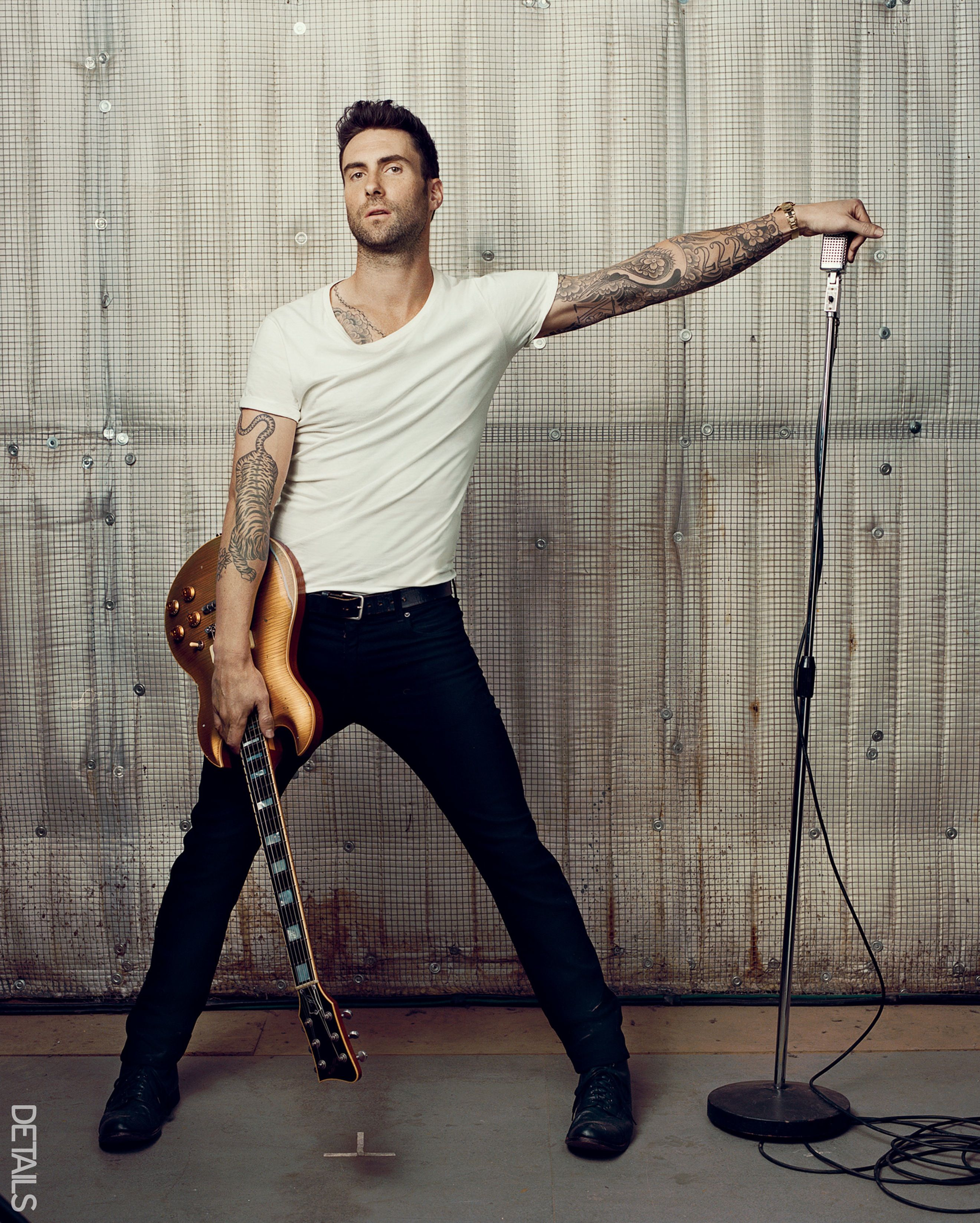 Adam Noah Levine Born March 18 1979 Is An American Singer