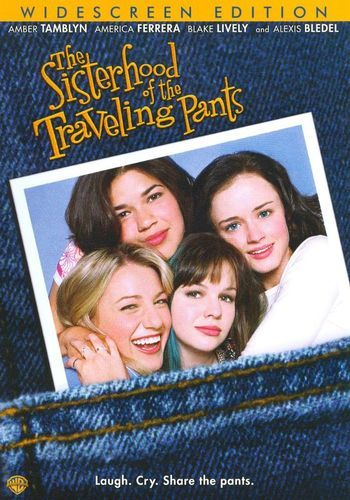 The Sisterhood Of The Traveling Pants Ws Dvd 2005 Os