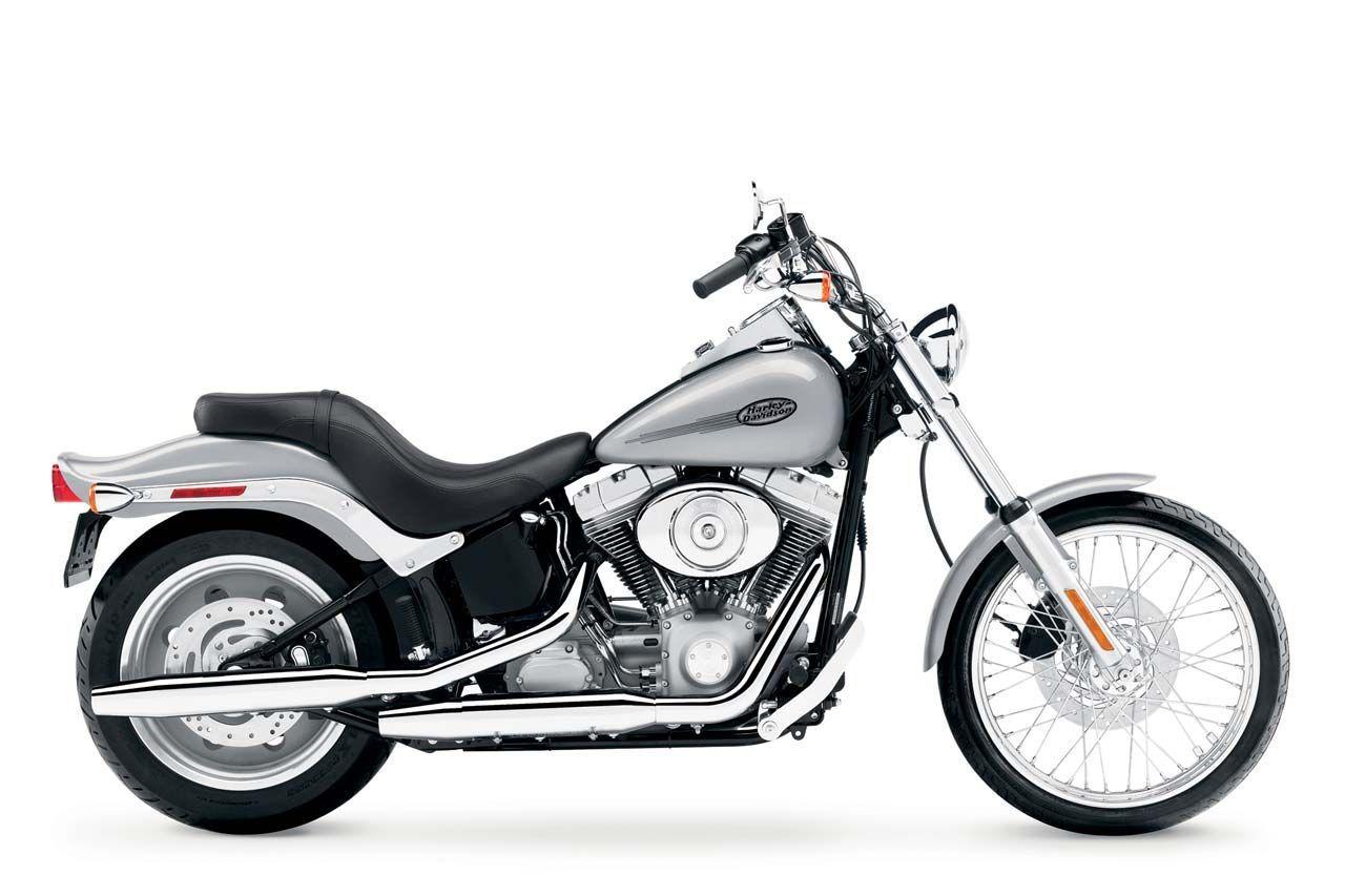 2006 Harley-Davidson FXST/I Softail Standard #
