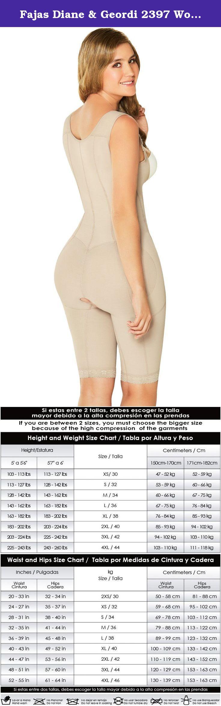 81e9ff4f6d16c Fajas Diane   Geordi 2397 Women s Full BodyShaper