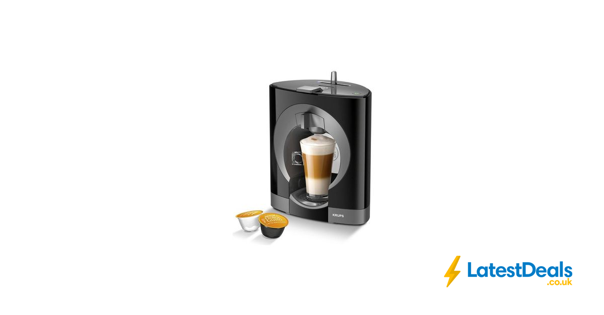 Nescafe Dolce Gusto Oblo Manual Coffee Machine 4999 At