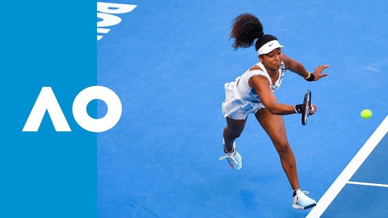 Naomi Osaka Best Shots Australian Open 2020 Youtube In 2020 Australian Open Osaka Naomi