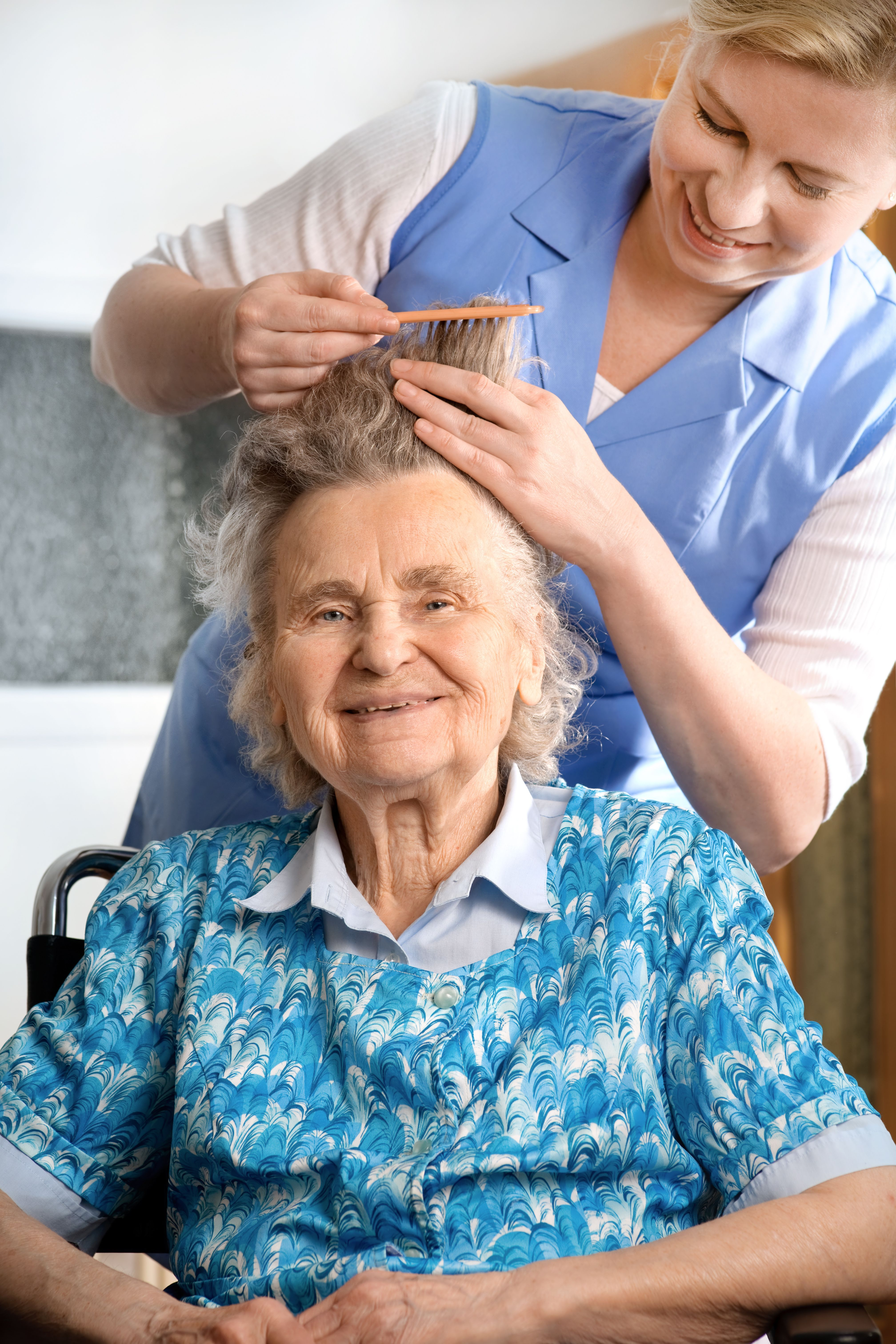 Tips for People with Alzheimer's Elderly care, Caregiver