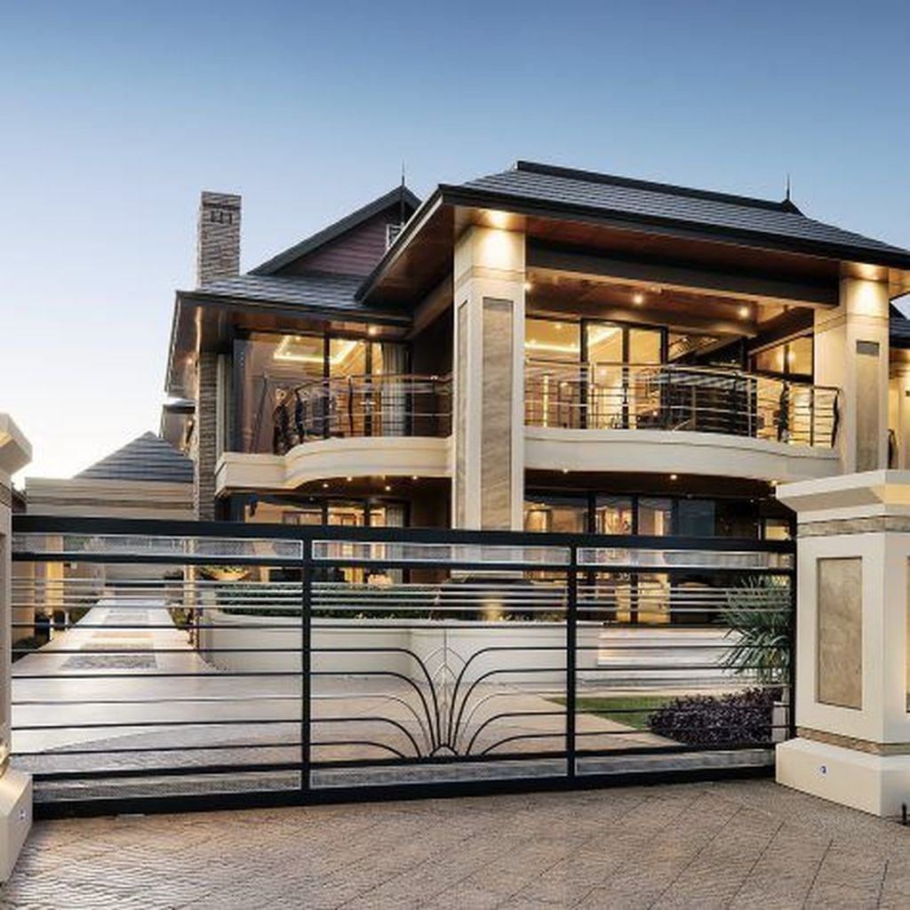 Exterior Luxury Home Design Trendecors