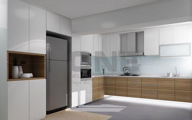 Singapore Hdb Kitchen Design Kitchen Interior Design Modern Small Kitchen Layouts Interior Design Kitchen