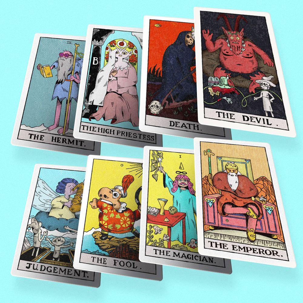Pin by cinema darko on series animadas cartoons tarot