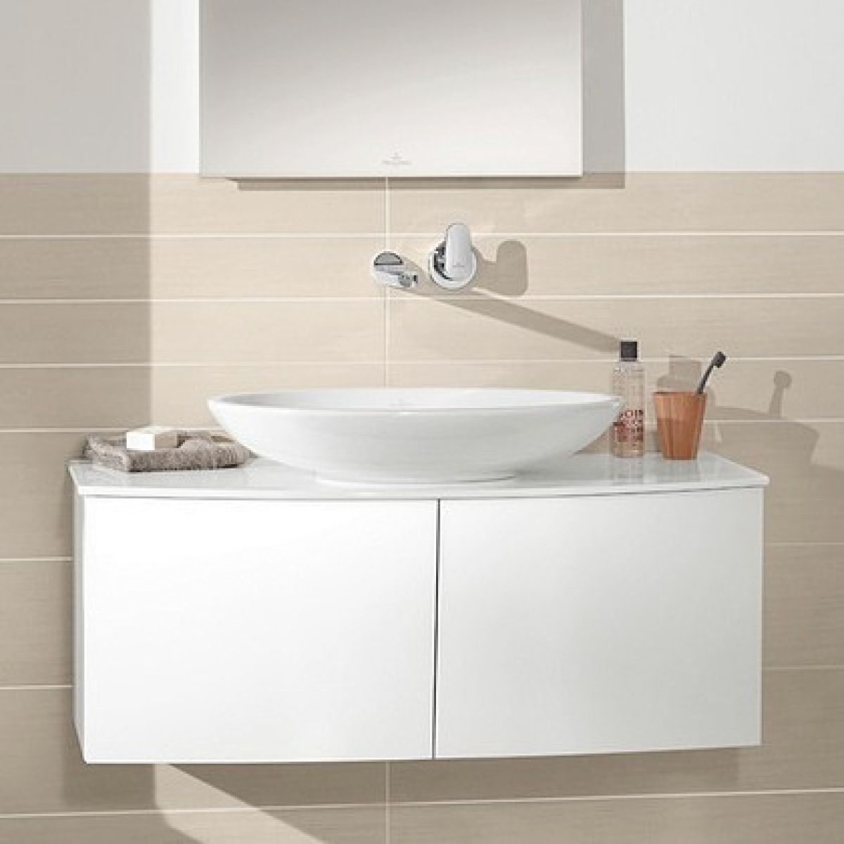 Waschbecken Oval Aufsatz Efinewines Villeroy Boch Loop Friends Oval Surface Mounted Basin