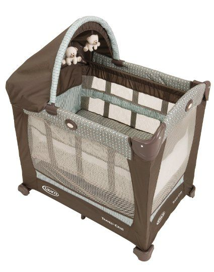 What About Having Baby Sleep In This Instead Of A Crib Would That Be Ghetto Portable Crib Travel Crib Cradles And Bassinets