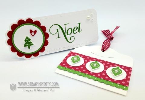 merry minis tag set