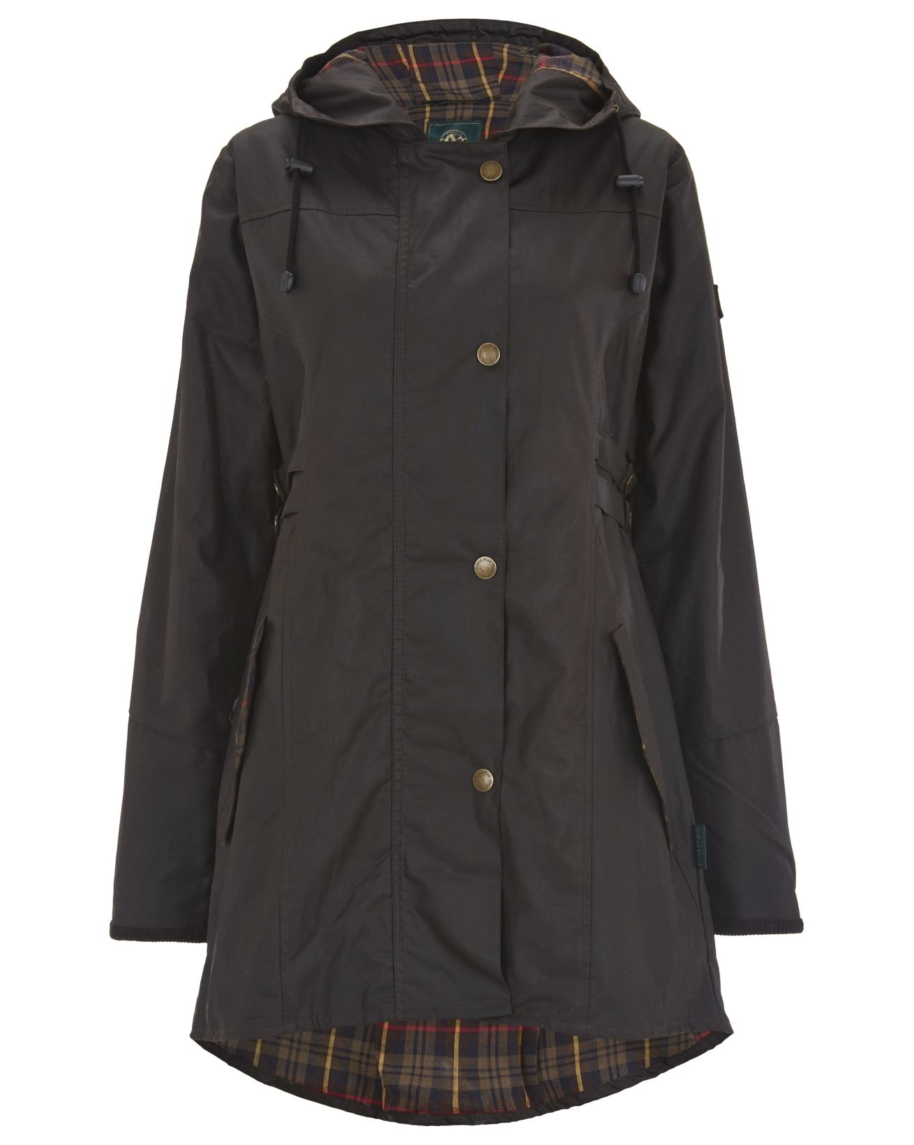 99c03001b wax riding coat - wet weather wear - waterproof jacket | style ...