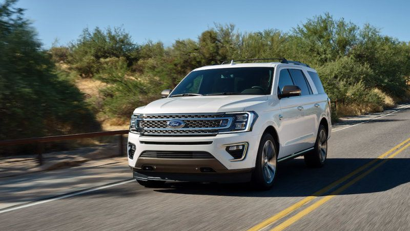 Ford Unveils 2020 Expedition King Ranch Upgraded Platinum Models