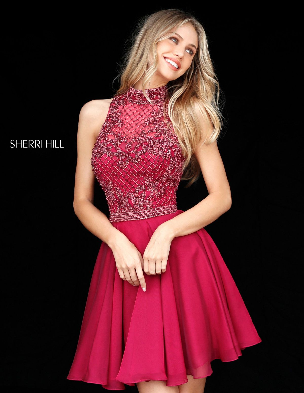 e072bd98abe Sherri Hill 51276 - International Prom Association Sherri Hill Short Dresses