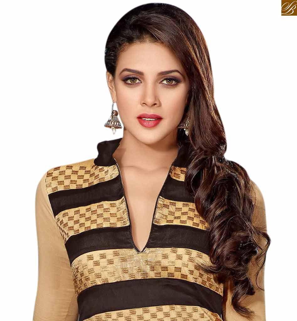 Straight #cut #long #salwar kameez #casual #dresses for mod #women ...