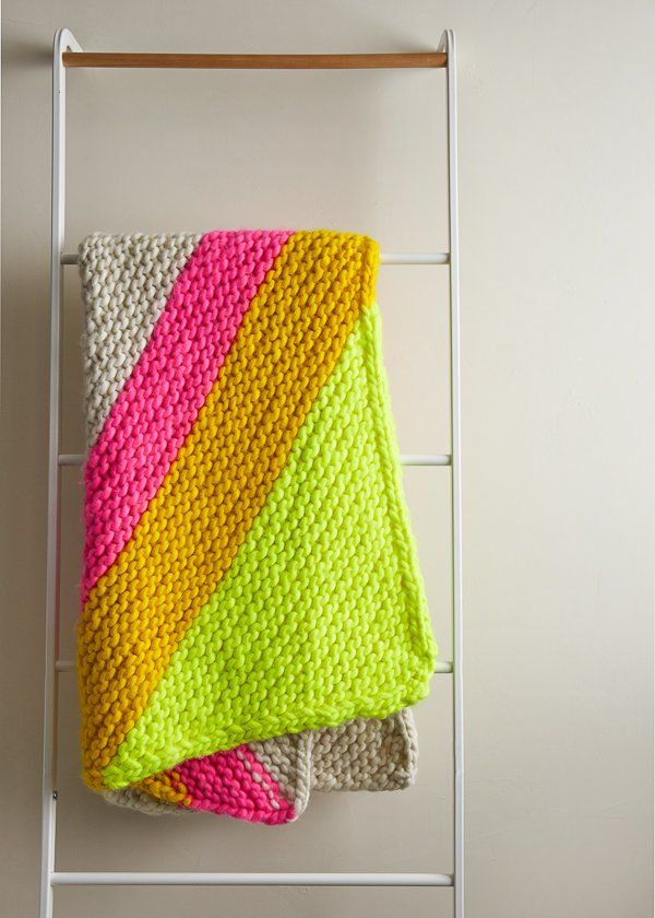 Gentle Giant Blankets In New Colors Purl Soho Gentle Giant And