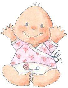 bebes para imprimir lindos dibujos pinterest babies clip art