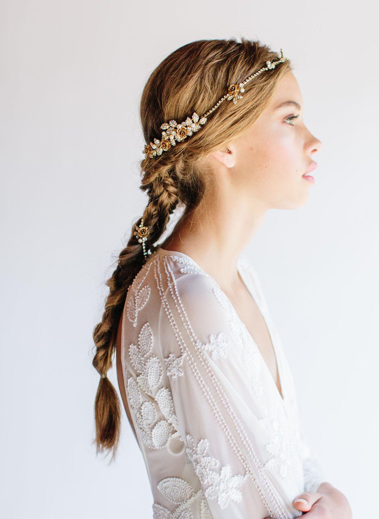 Untamed Petals Spring 2016 Collection   Jewel, Wedding and Weddings