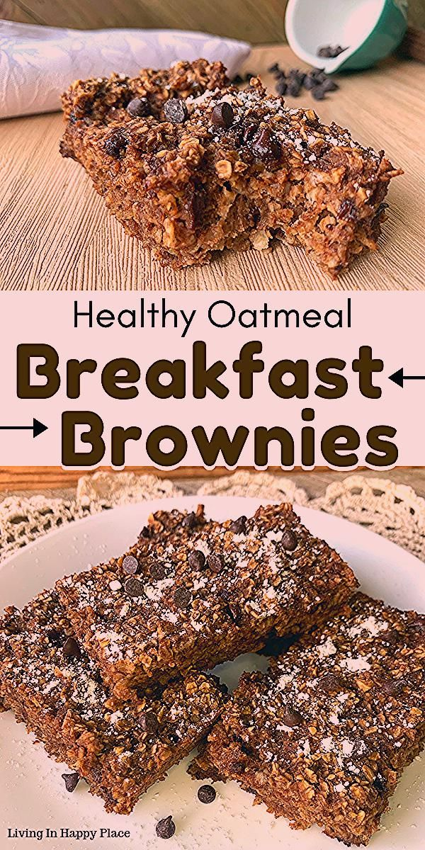 "Photo of ""Knock your socks off"" breakfast brownies!"