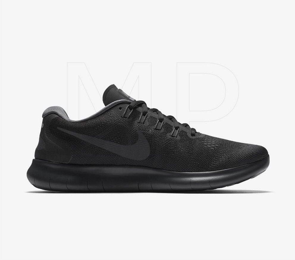 super popular d35af ca299 Nike Free Run RN 2017 Size 7 US Black Anthracite Mens Running Shoes  Nike