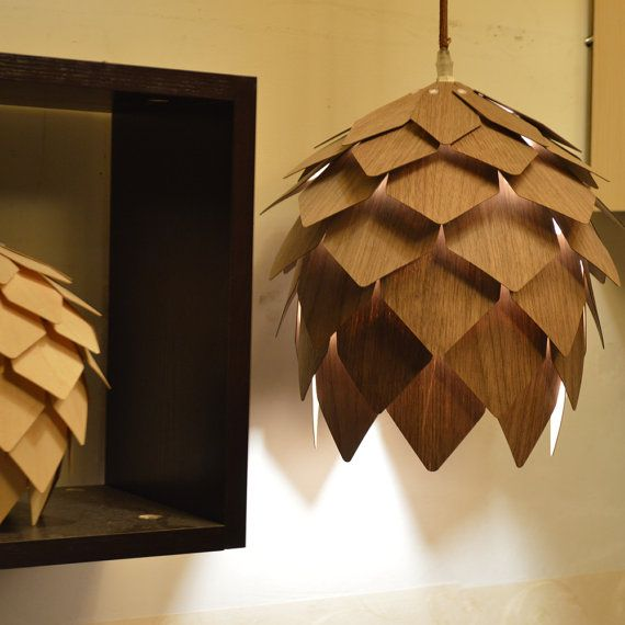 Free shippingWood ceiling lampOP2002WN it is a very by oaklamp, $159.00