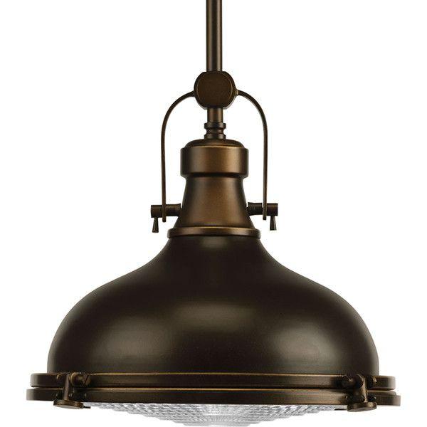 Fresnel Industrial Pendant Warehouse Industrial Lighting Rustic