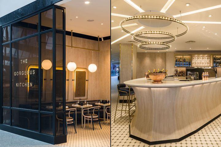 The Gorgeous Kitchen By Blacksheep London Uk Restaurant Branding Branding Gorgeous Kitchens Hotels Design Retail Design