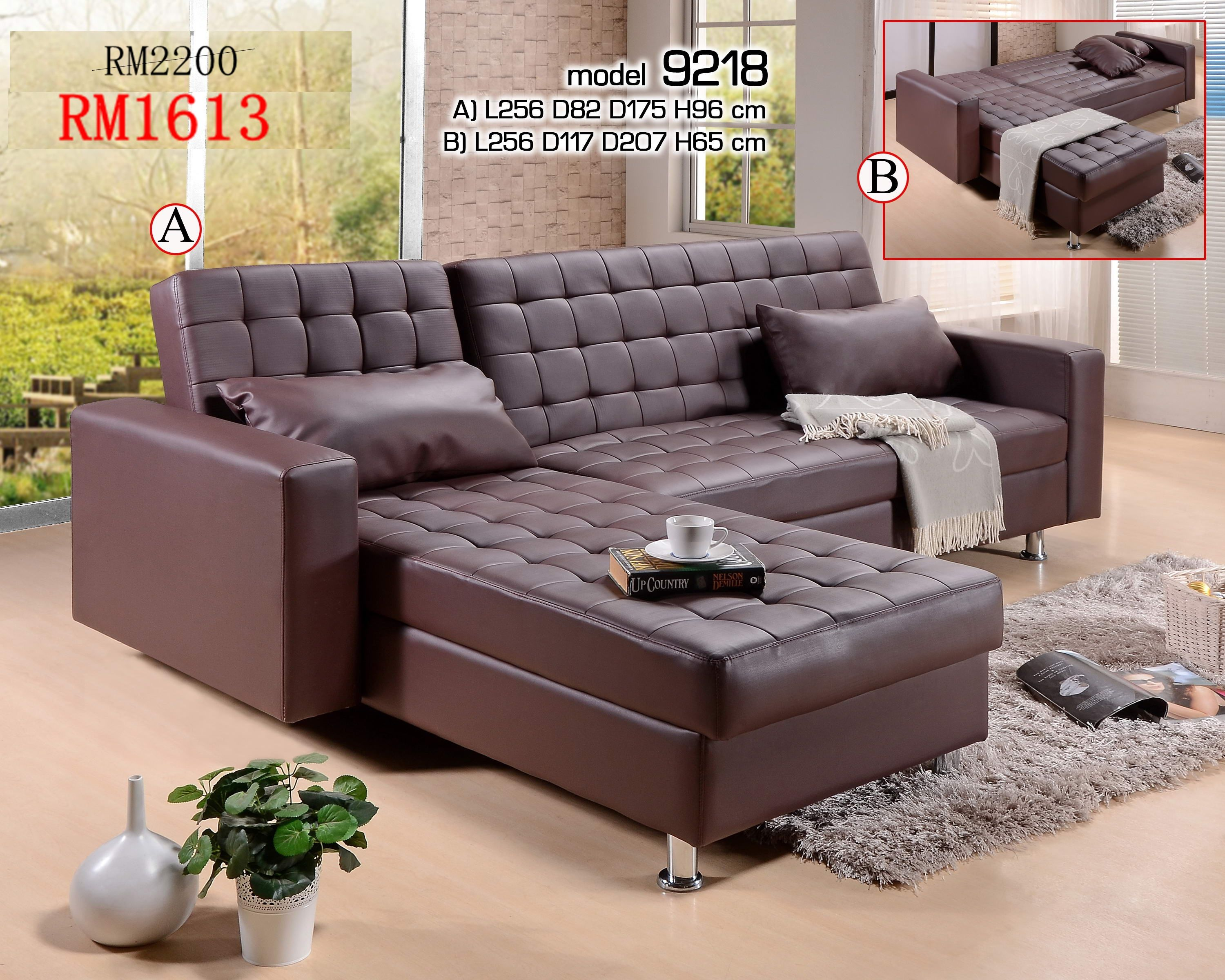 L Shaped Sofa Bed Sale In Malaysia Katil