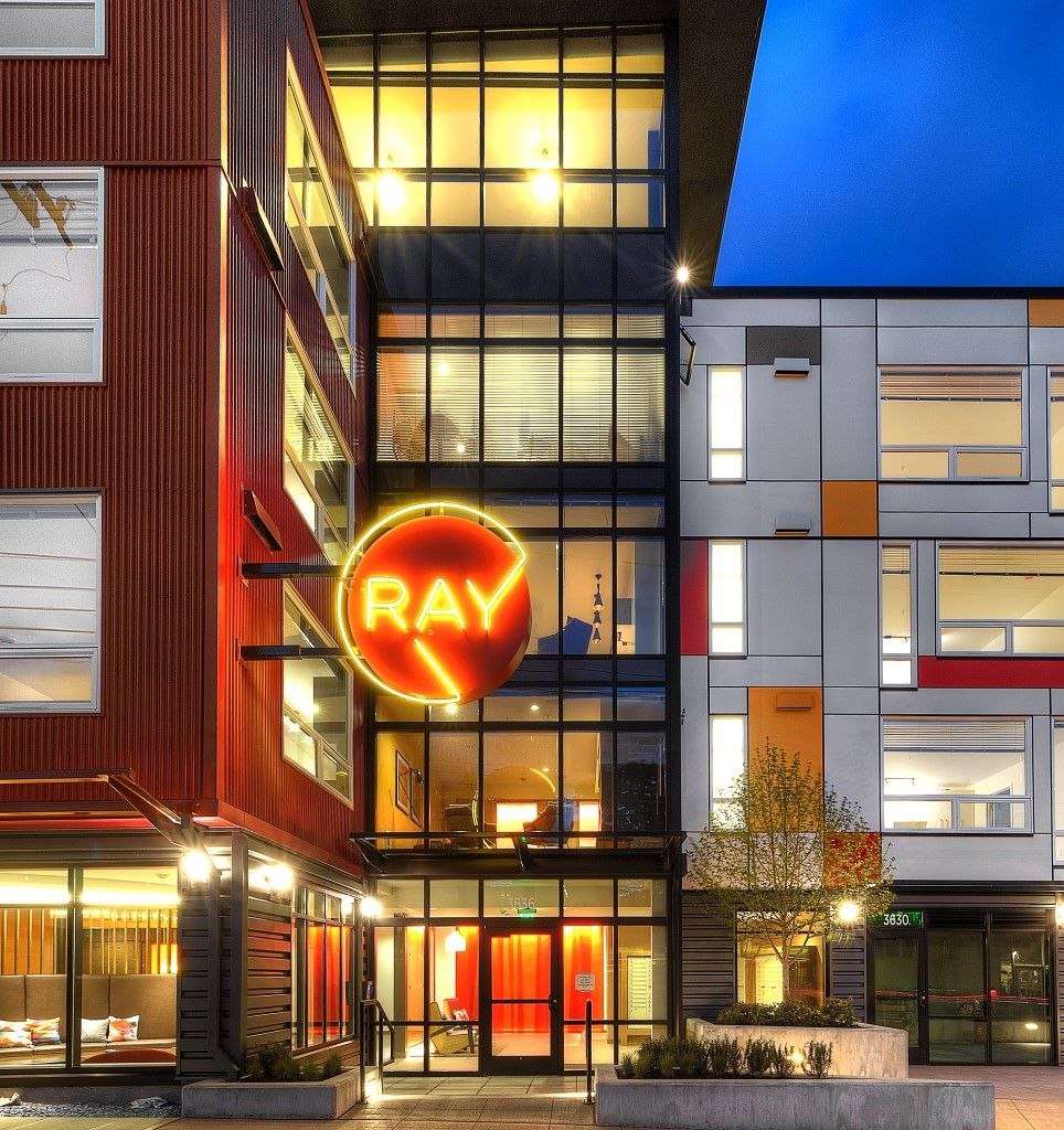 Ray, The Only Apartment With An Orangery