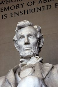 Happy birthday, Mr. Lincoln, and thank you for your example of steadfast determination.