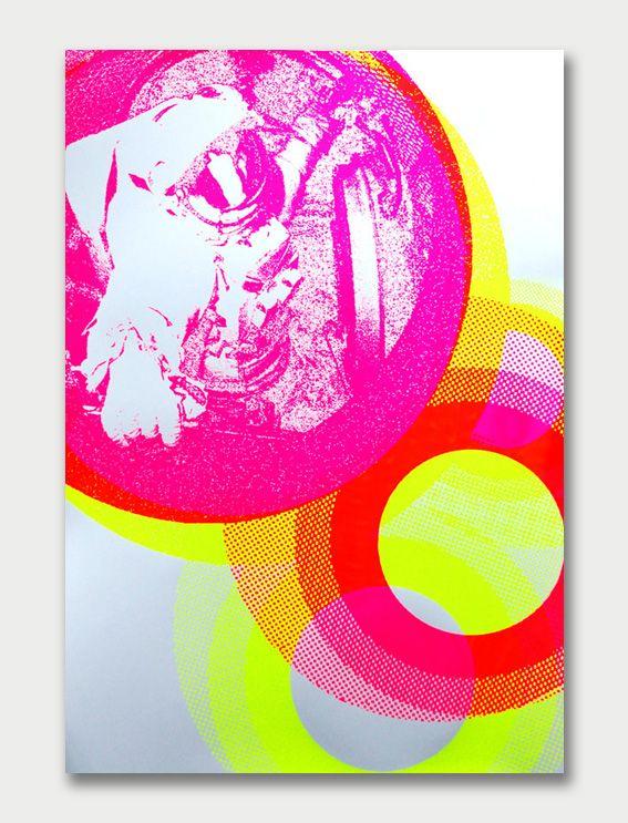 Kate Banazi – Fluoro Optics & Astronauts.