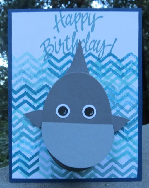 Shark card for austin birthday cards pinterest shark shark card for austin bookmarktalkfo Gallery