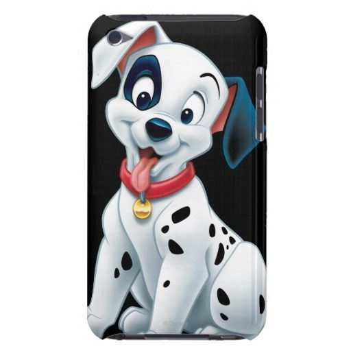 dalmatians in the fall | 101 Dalmatian Patches Wagging his Tail Case-Mate iPod Touch Case from ...