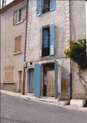 Maison De Village Ventes Immobilieres Alpes De Haute Provence Leboncoin Fr 85 000 Ville Montagnac Montpe Terrasse Toit Maisons De Village Immobilier