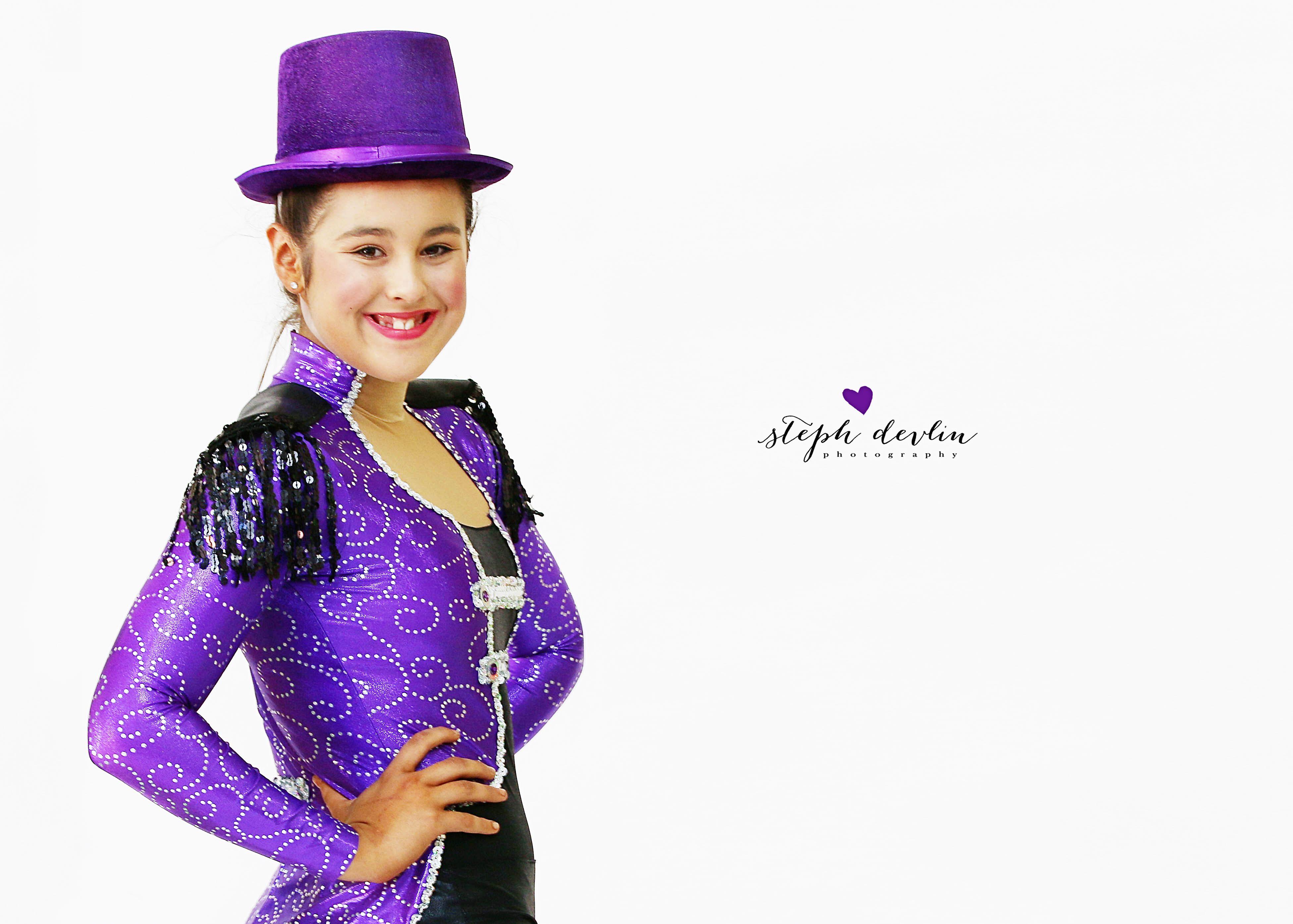Steph Devlin Photography Adelaide Australia Abby Brighton Dance Costume